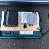 サブバッテリー1号機表