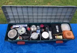 調理器具、食器収納 BOX
