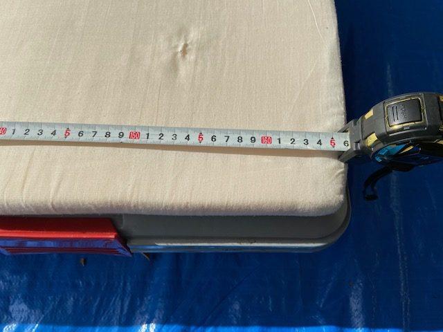 ベッドのサイズ
