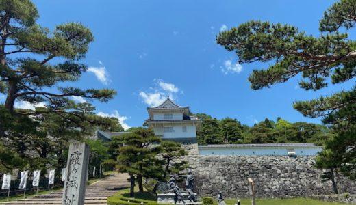 隠れた東北の名城「二本松城」と格安夏無沼キャンプ場