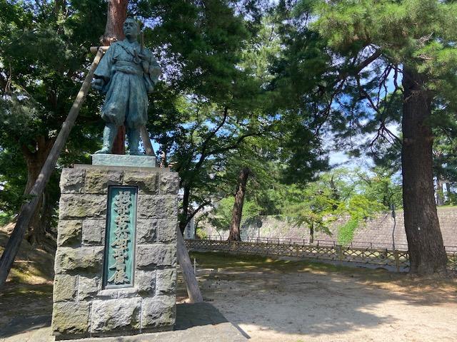新発田市は忠臣蔵の堀部安兵衛の生まれた所でした