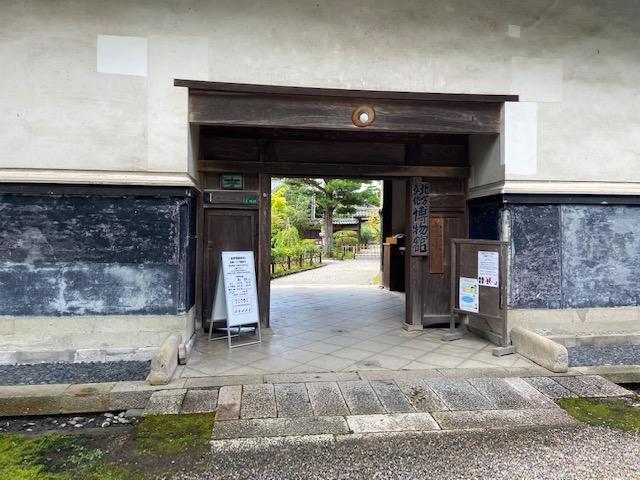 新潟一の豪農の屋敷を保存した北方歴史博物館