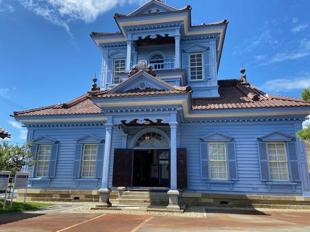 明治時代の警察署の建物