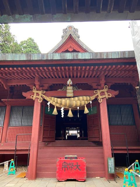 岩木山神社本殿