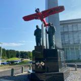 三沢航空博物館にきました
