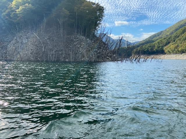 北海道の美瑛に青い池に似ていると言われる景色