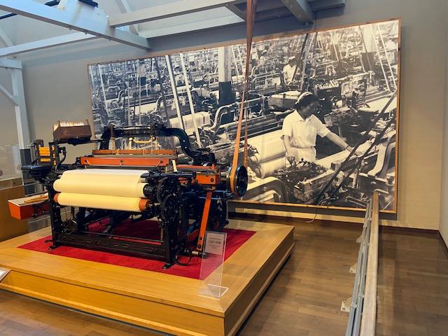 日本初の全自動で織る機械、これが無ければレクサスは生まれなかった