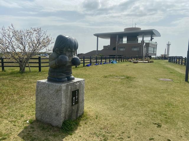 九十九里浜のビュースポット飯岡刑部岬展望館へ車中泊スポットでもあります