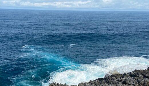 きれいな海を見に沖縄北部までドライブ