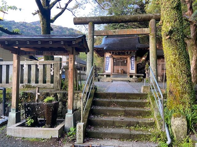 湯場 熊野神社